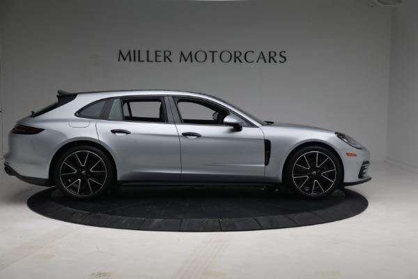 Used 2018 Porsche Panamera 4 Sport Turismo for sale $97,900 at Maserati of Greenwich in Greenwich CT 06830 9