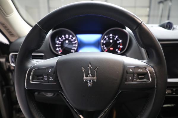 Used 2018 Maserati Levante for sale $57,900 at Maserati of Greenwich in Greenwich CT 06830 16