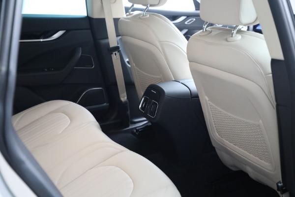 Used 2018 Maserati Levante for sale $57,900 at Maserati of Greenwich in Greenwich CT 06830 19