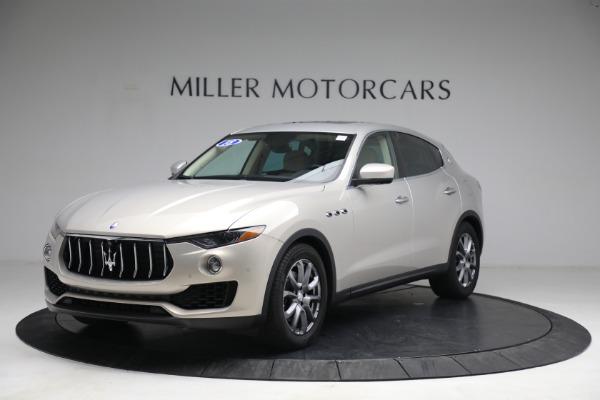 Used 2018 Maserati Levante for sale $57,900 at Maserati of Greenwich in Greenwich CT 06830 1