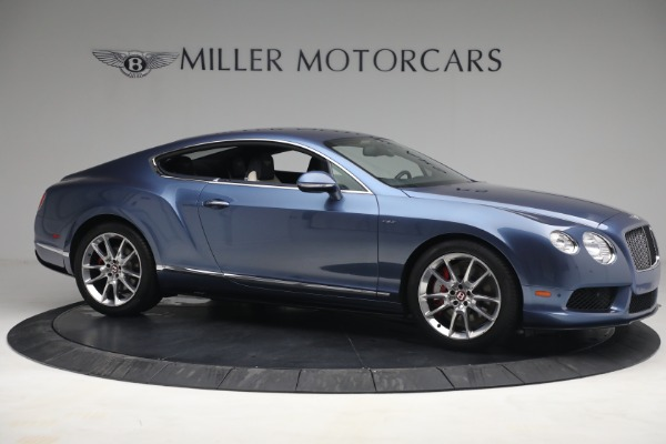 Used 2015 Bentley Continental GT V8 S for sale Call for price at Maserati of Greenwich in Greenwich CT 06830 10