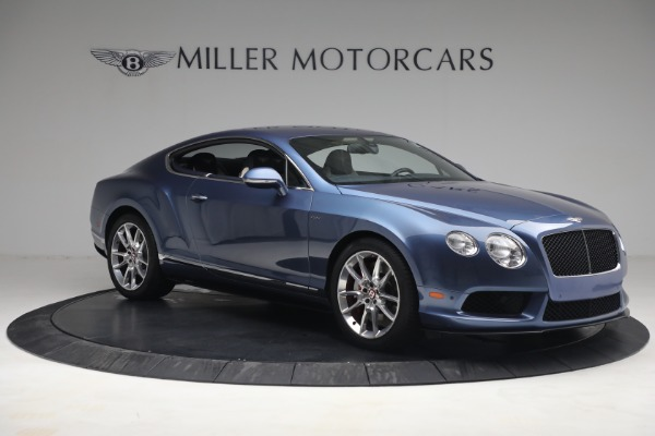 Used 2015 Bentley Continental GT V8 S for sale Call for price at Maserati of Greenwich in Greenwich CT 06830 11