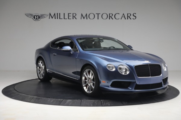 Used 2015 Bentley Continental GT V8 S for sale Call for price at Maserati of Greenwich in Greenwich CT 06830 12