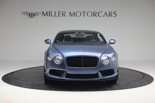 Used 2015 Bentley Continental GT V8 S for sale Call for price at Maserati of Greenwich in Greenwich CT 06830 13