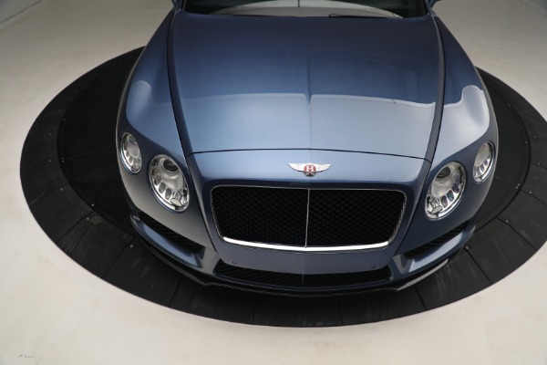 Used 2015 Bentley Continental GT V8 S for sale Call for price at Maserati of Greenwich in Greenwich CT 06830 14