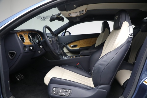Used 2015 Bentley Continental GT V8 S for sale Call for price at Maserati of Greenwich in Greenwich CT 06830 18