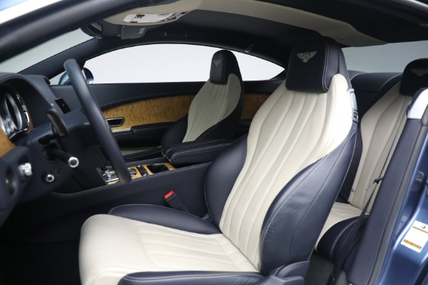 Used 2015 Bentley Continental GT V8 S for sale Call for price at Maserati of Greenwich in Greenwich CT 06830 19