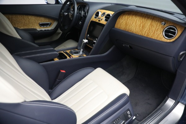 Used 2015 Bentley Continental GT V8 S for sale Call for price at Maserati of Greenwich in Greenwich CT 06830 22