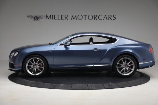 Used 2015 Bentley Continental GT V8 S for sale Call for price at Maserati of Greenwich in Greenwich CT 06830 3