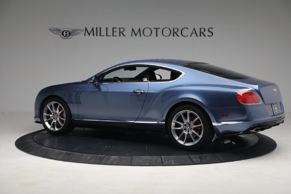 Used 2015 Bentley Continental GT V8 S for sale Call for price at Maserati of Greenwich in Greenwich CT 06830 4