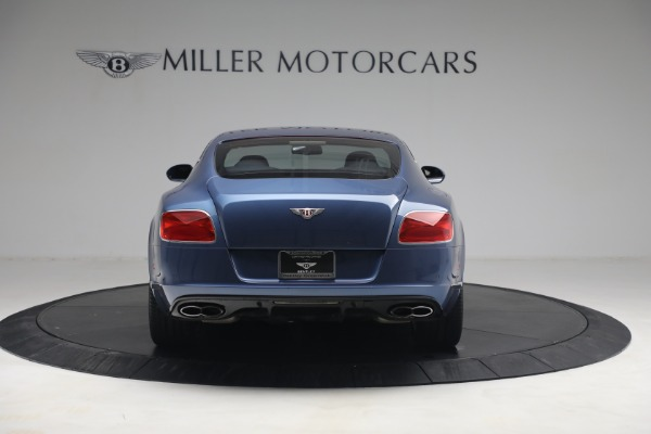 Used 2015 Bentley Continental GT V8 S for sale Call for price at Maserati of Greenwich in Greenwich CT 06830 6
