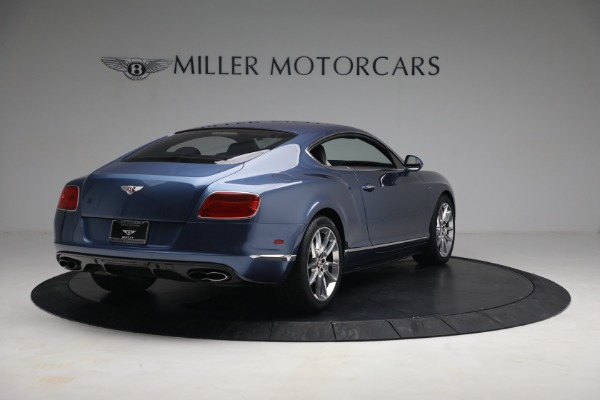 Used 2015 Bentley Continental GT V8 S for sale Call for price at Maserati of Greenwich in Greenwich CT 06830 7