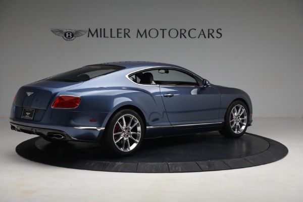 Used 2015 Bentley Continental GT V8 S for sale Call for price at Maserati of Greenwich in Greenwich CT 06830 8