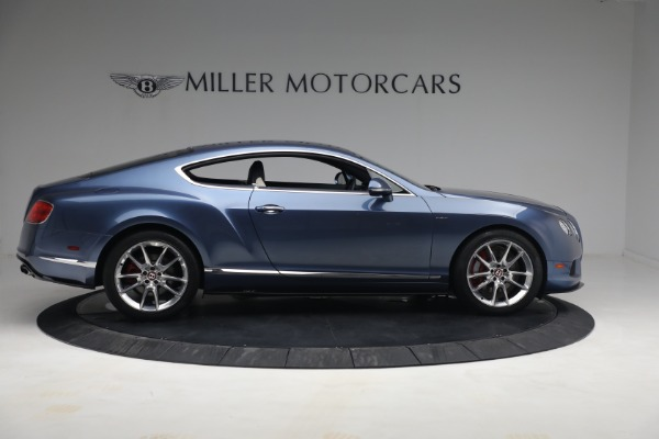 Used 2015 Bentley Continental GT V8 S for sale Call for price at Maserati of Greenwich in Greenwich CT 06830 9