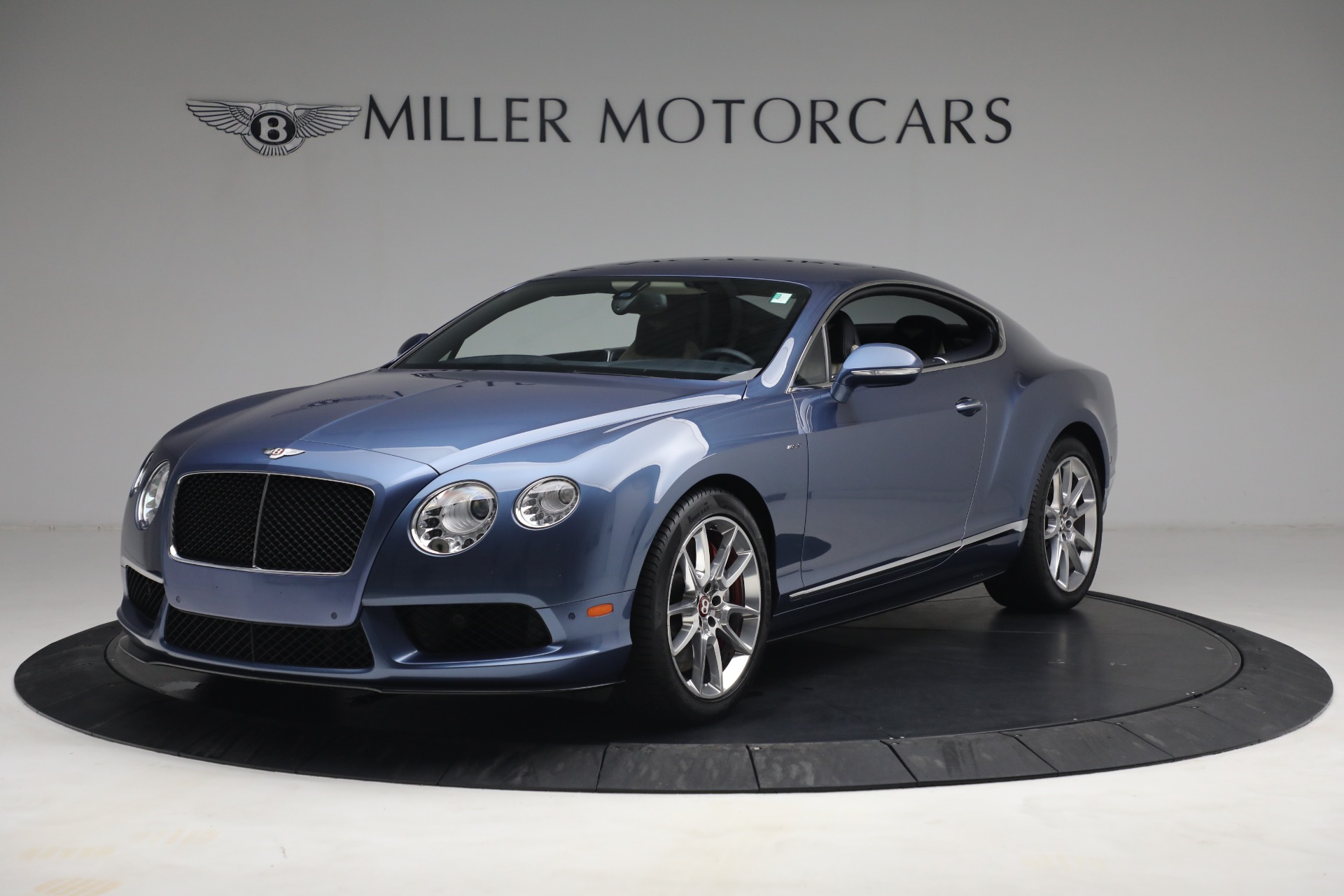 Used 2015 Bentley Continental GT V8 S for sale Call for price at Maserati of Greenwich in Greenwich CT 06830 1