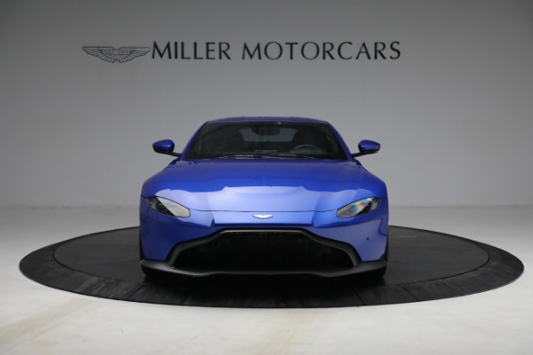 Used 2020 Aston Martin Vantage for sale $139,990 at Maserati of Greenwich in Greenwich CT 06830 10