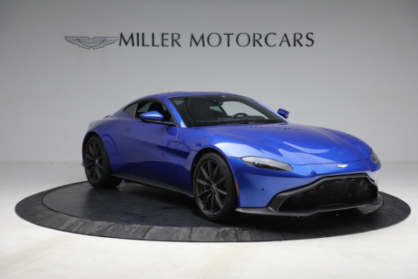 Used 2020 Aston Martin Vantage for sale $139,990 at Maserati of Greenwich in Greenwich CT 06830 11