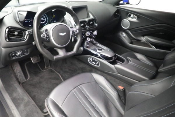 Used 2020 Aston Martin Vantage for sale $139,990 at Maserati of Greenwich in Greenwich CT 06830 12