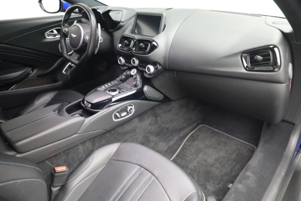 Used 2020 Aston Martin Vantage for sale $139,990 at Maserati of Greenwich in Greenwich CT 06830 17