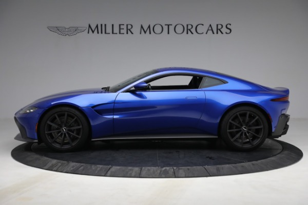 Used 2020 Aston Martin Vantage for sale $139,990 at Maserati of Greenwich in Greenwich CT 06830 2