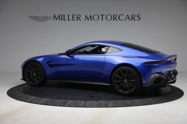 Used 2020 Aston Martin Vantage for sale $139,990 at Maserati of Greenwich in Greenwich CT 06830 3