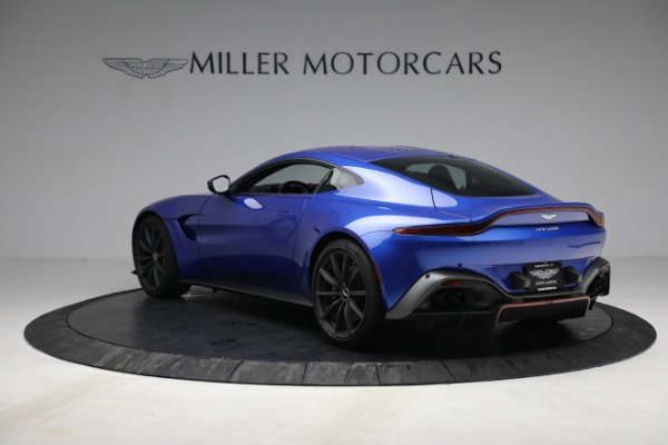 Used 2020 Aston Martin Vantage for sale $139,990 at Maserati of Greenwich in Greenwich CT 06830 4