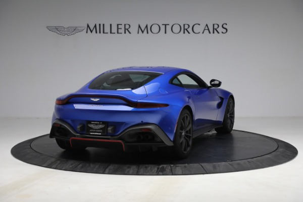 Used 2020 Aston Martin Vantage for sale $139,990 at Maserati of Greenwich in Greenwich CT 06830 6