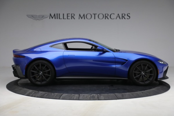 Used 2020 Aston Martin Vantage for sale $139,990 at Maserati of Greenwich in Greenwich CT 06830 8
