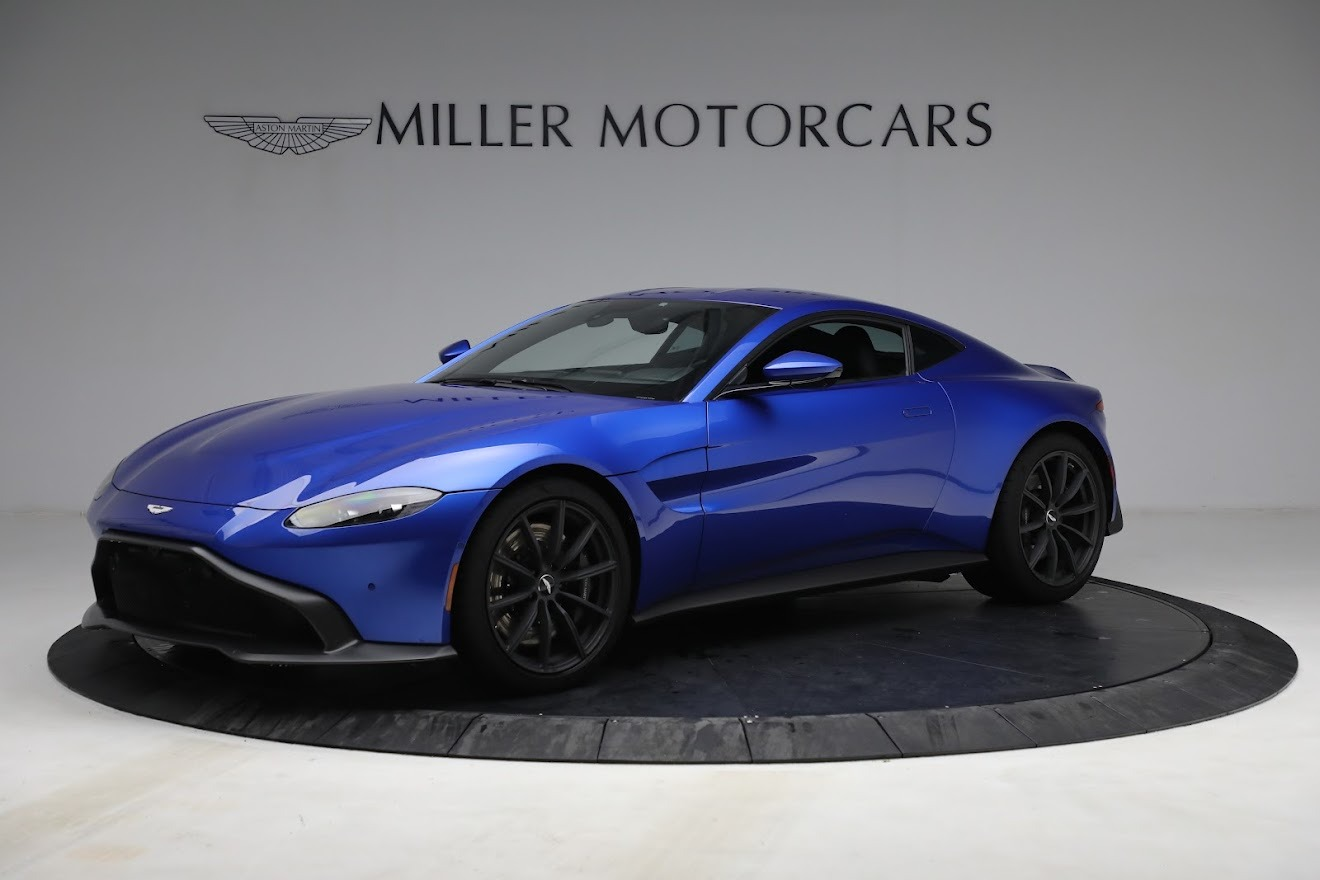 Used 2020 Aston Martin Vantage for sale $139,990 at Maserati of Greenwich in Greenwich CT 06830 1
