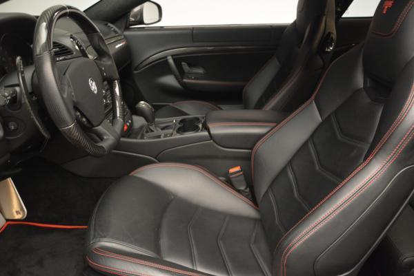 Used 2014 Maserati GranTurismo MC for sale Sold at Maserati of Greenwich in Greenwich CT 06830 17