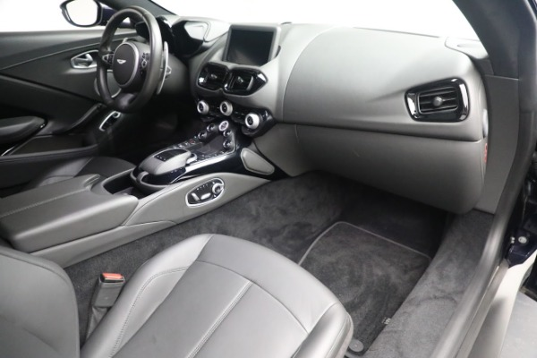 Used 2020 Aston Martin Vantage for sale $139,900 at Maserati of Greenwich in Greenwich CT 06830 17
