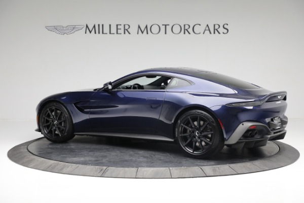 Used 2020 Aston Martin Vantage for sale $139,900 at Maserati of Greenwich in Greenwich CT 06830 3