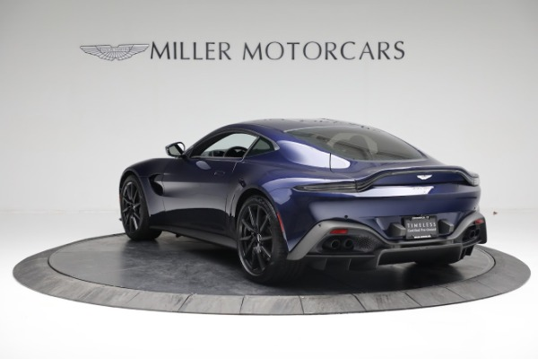 Used 2020 Aston Martin Vantage for sale $139,900 at Maserati of Greenwich in Greenwich CT 06830 4