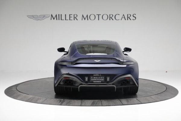 Used 2020 Aston Martin Vantage for sale $139,900 at Maserati of Greenwich in Greenwich CT 06830 5