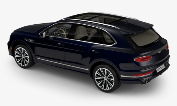 New 2022 Bentley Bentayga V8 for sale Call for price at Maserati of Greenwich in Greenwich CT 06830 4