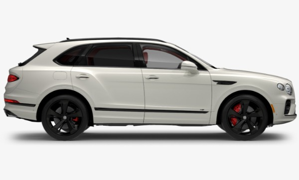 New 2022 Bentley Bentayga V8 for sale Call for price at Maserati of Greenwich in Greenwich CT 06830 2