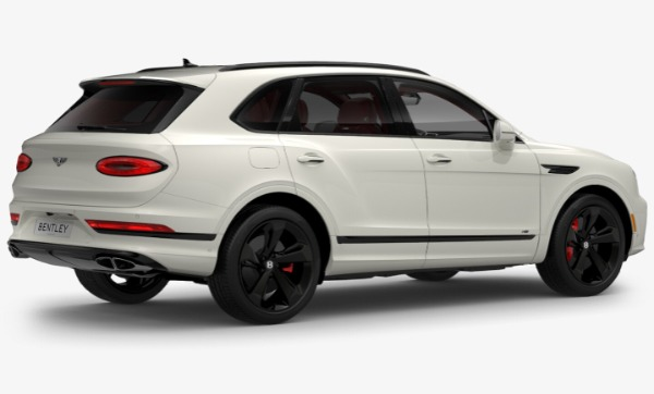 New 2022 Bentley Bentayga V8 for sale Call for price at Maserati of Greenwich in Greenwich CT 06830 3