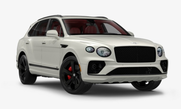 New 2022 Bentley Bentayga V8 for sale Call for price at Maserati of Greenwich in Greenwich CT 06830 1