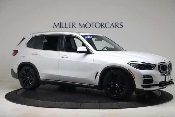 Used 2020 BMW X5 xDrive40i for sale $61,900 at Maserati of Greenwich in Greenwich CT 06830 10