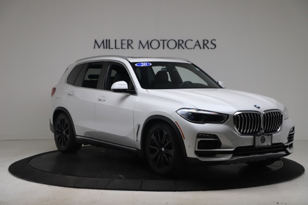 Used 2020 BMW X5 xDrive40i for sale $61,900 at Maserati of Greenwich in Greenwich CT 06830 11