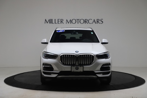 Used 2020 BMW X5 xDrive40i for sale $61,900 at Maserati of Greenwich in Greenwich CT 06830 12