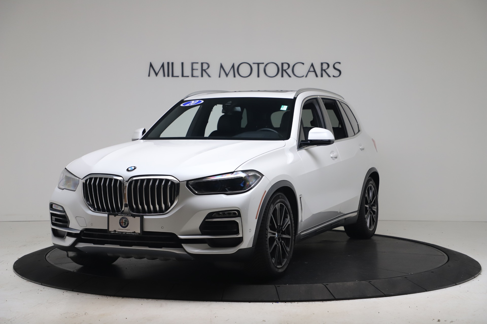 Used 2020 BMW X5 xDrive40i for sale $61,900 at Maserati of Greenwich in Greenwich CT 06830 1