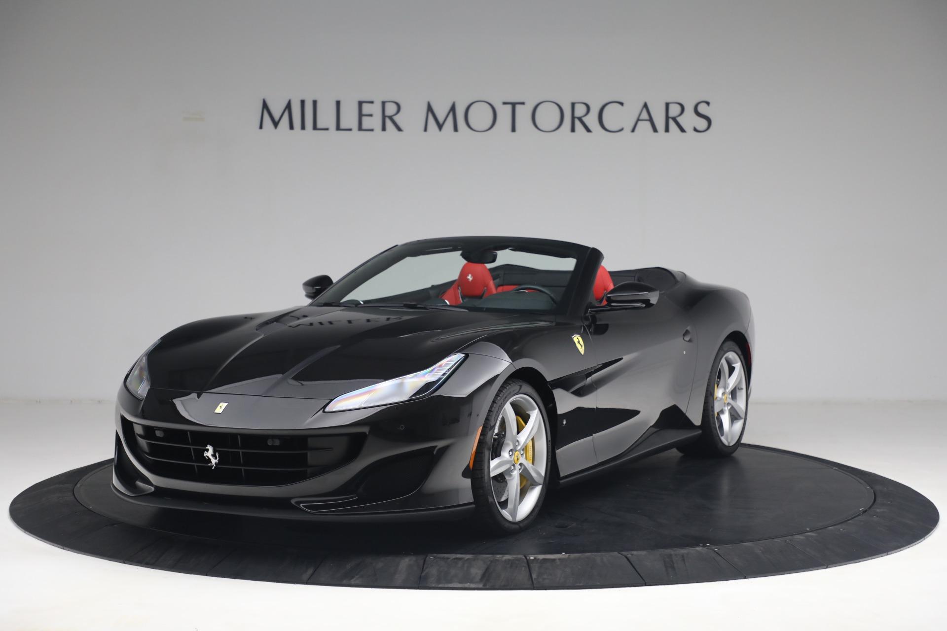 Used 2019 Ferrari Portofino for sale $245,900 at Maserati of Greenwich in Greenwich CT 06830 1