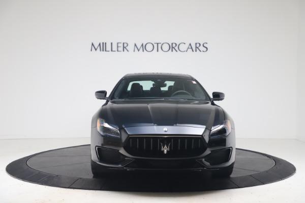 New 2022 Maserati Quattroporte Modena Q4 for sale $131,195 at Maserati of Greenwich in Greenwich CT 06830 12