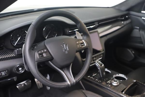 New 2022 Maserati Quattroporte Modena Q4 for sale $131,195 at Maserati of Greenwich in Greenwich CT 06830 13