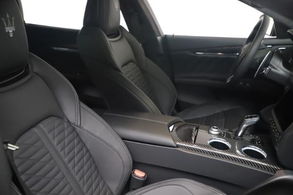 New 2022 Maserati Quattroporte Modena Q4 for sale $131,195 at Maserati of Greenwich in Greenwich CT 06830 19