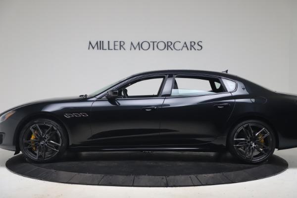 New 2022 Maserati Quattroporte Modena Q4 for sale $131,195 at Maserati of Greenwich in Greenwich CT 06830 3