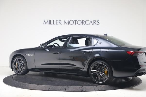 New 2022 Maserati Quattroporte Modena Q4 for sale $131,195 at Maserati of Greenwich in Greenwich CT 06830 4