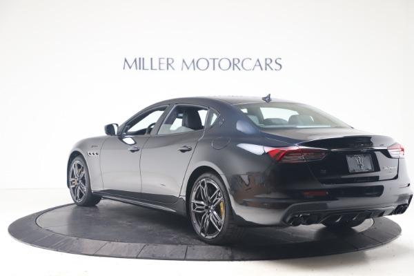 New 2022 Maserati Quattroporte Modena Q4 for sale $131,195 at Maserati of Greenwich in Greenwich CT 06830 5