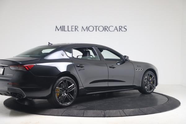 New 2022 Maserati Quattroporte Modena Q4 for sale $131,195 at Maserati of Greenwich in Greenwich CT 06830 8